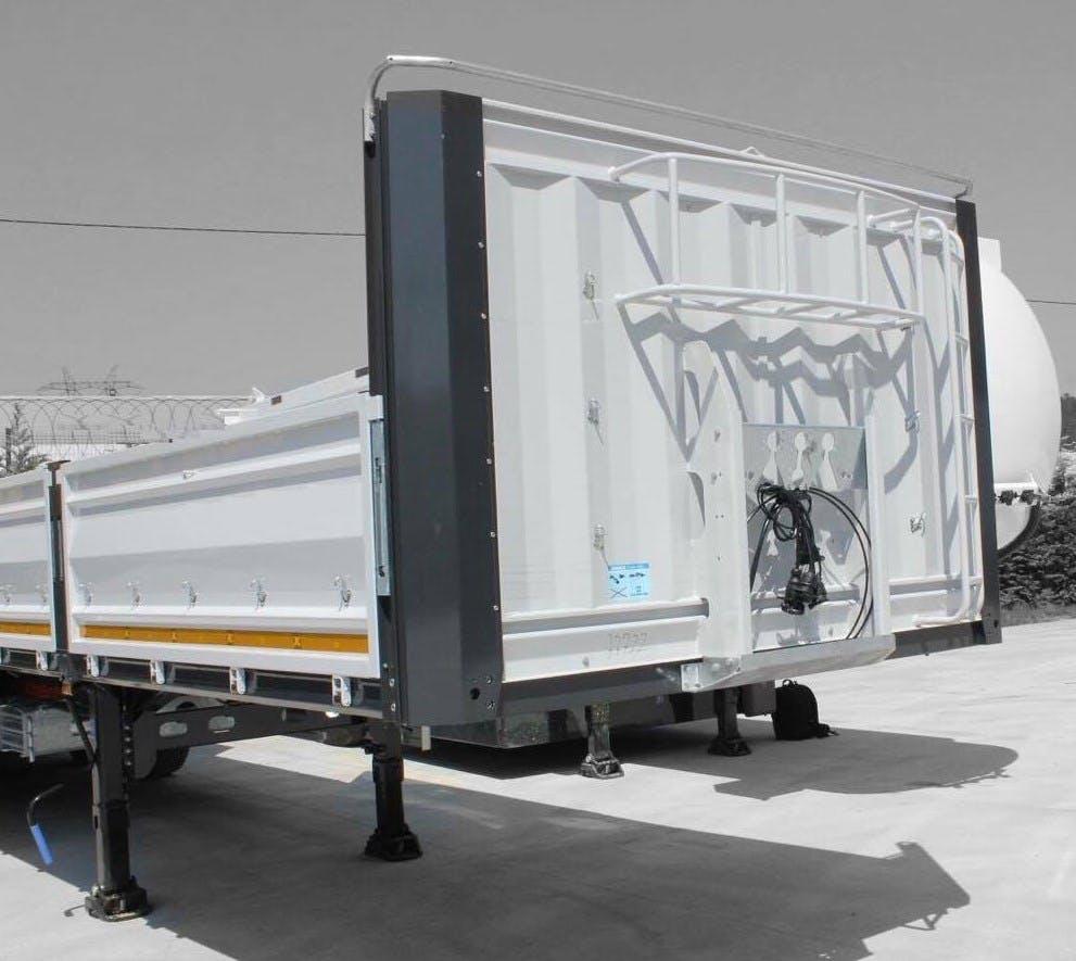 1500 mm Çelik Ön Panel
